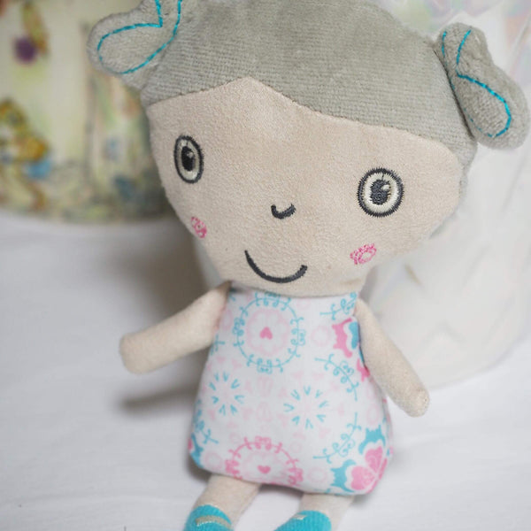 Mae the Rae Doll Baby Soft Toy