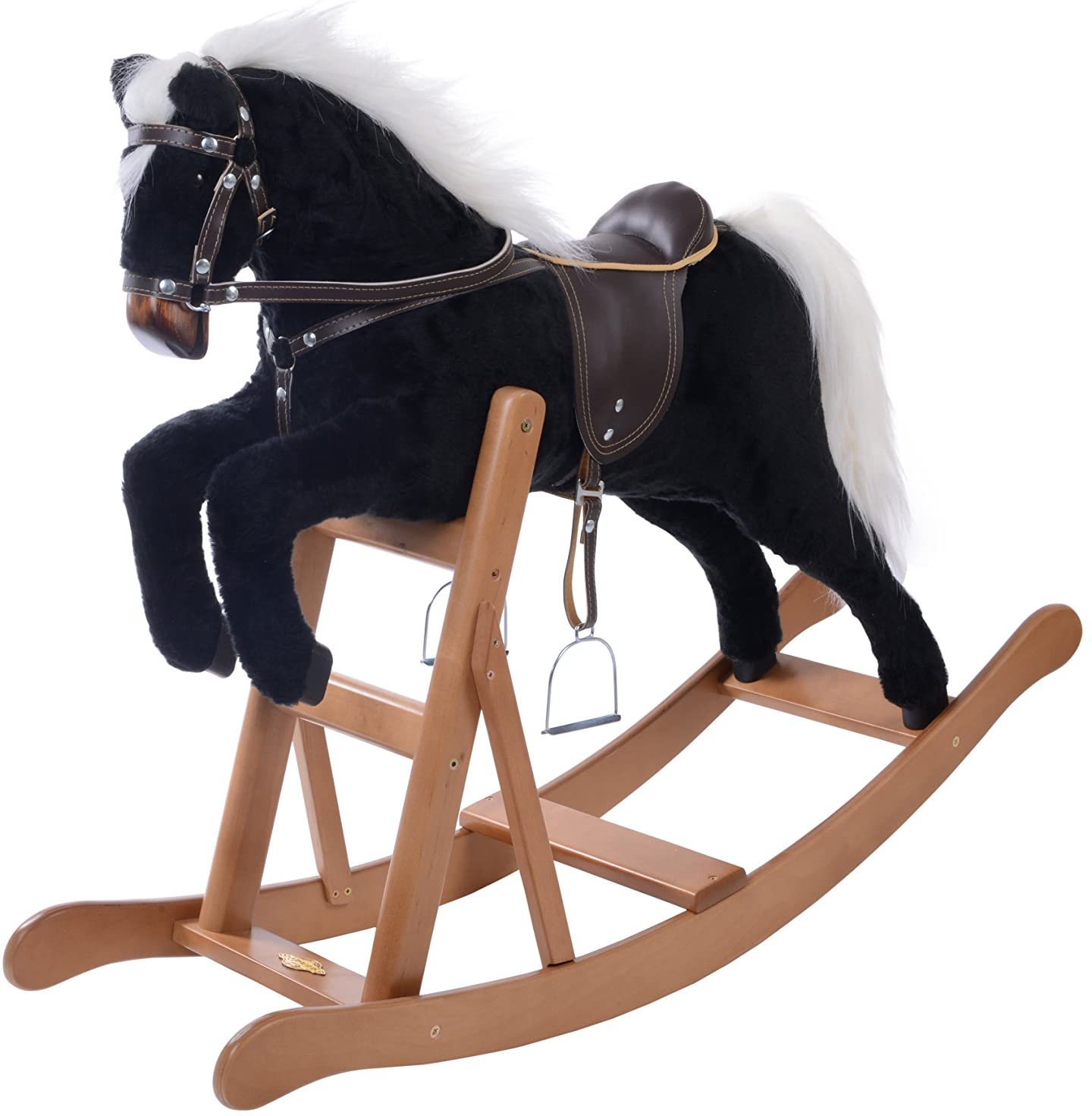 MJ Mark Rocking Horse - Mercury