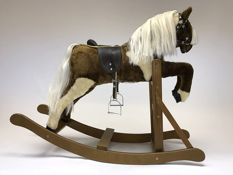 MJ Mark Rocking Horse - Mercury VI