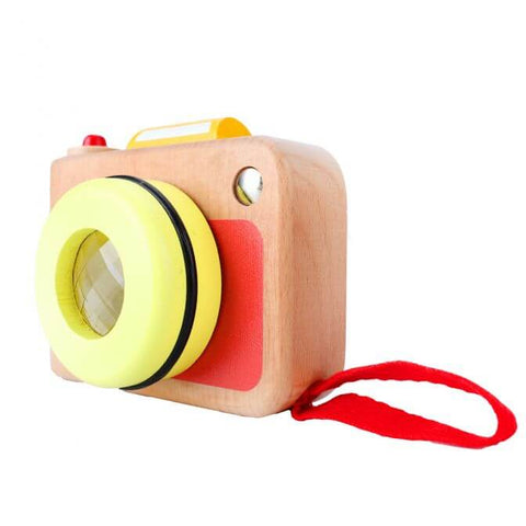 My First Camera - wooden camera toys for 10 months old