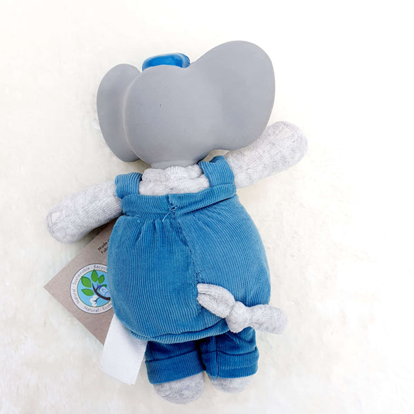 Alvin the Elephant - Soft Baby Toys
