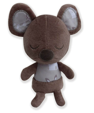 Skip the Mouse Baby Soft Toy and Rattle