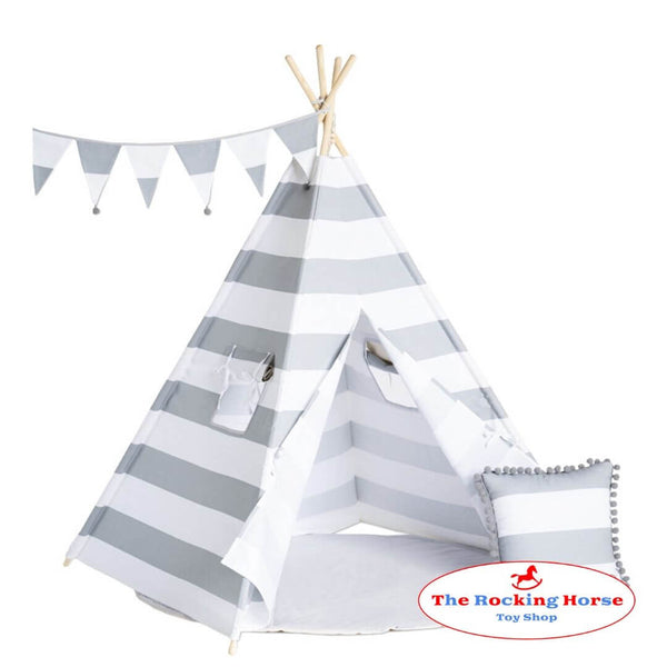 Stripes Teepee Sets Oeko-Tex®100 Certified