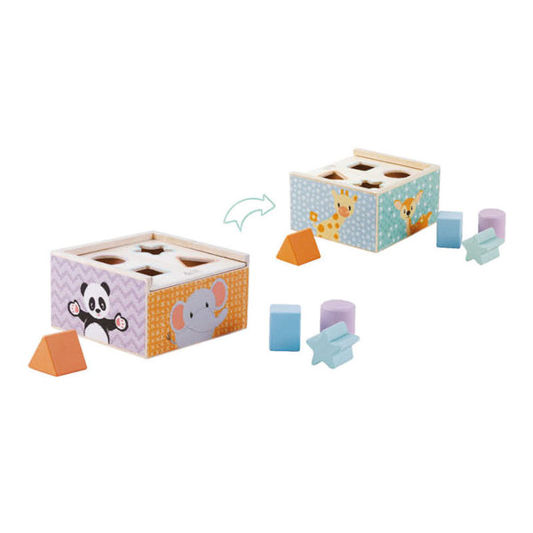 Shape Sorter Box Studio Circus