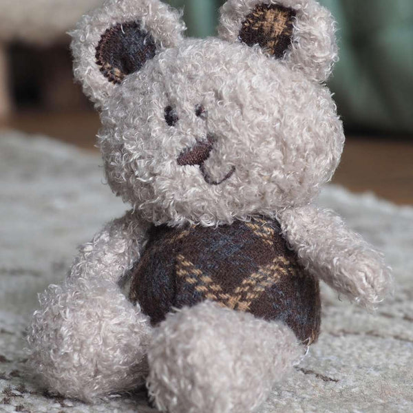 Ted Bear Baby Soft Toy
