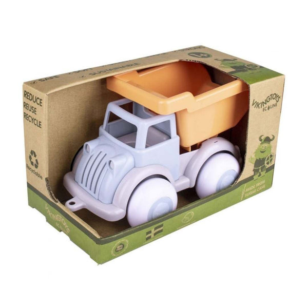 Tipper Truck Lorry Toy for 1 Year Old - Eco-Friendly Plant-Based Plastic - MIDI size