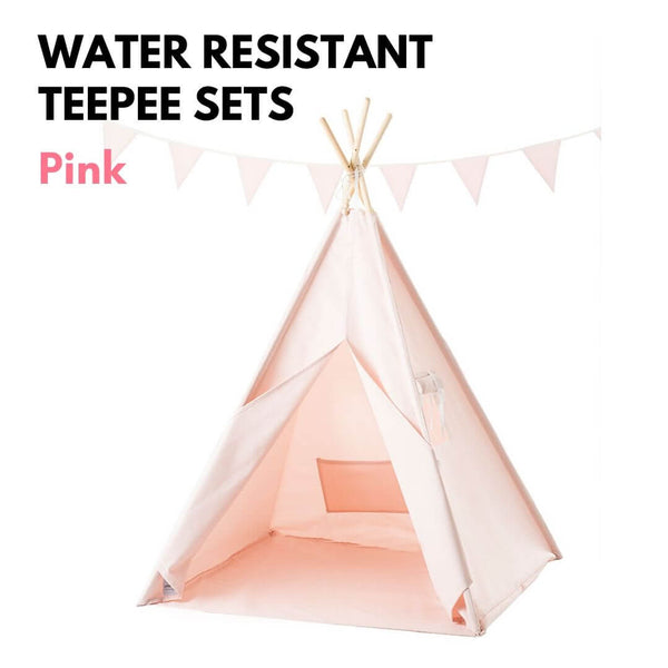 Water-resistant Outdoor Teepee Tent (no Mat & pillow) Oeko-Tex®100 Certified