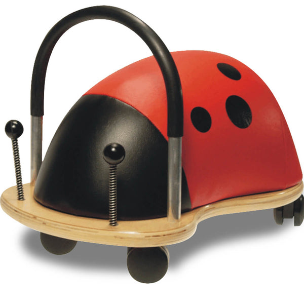 Wheelybug Ride On - Ladybird