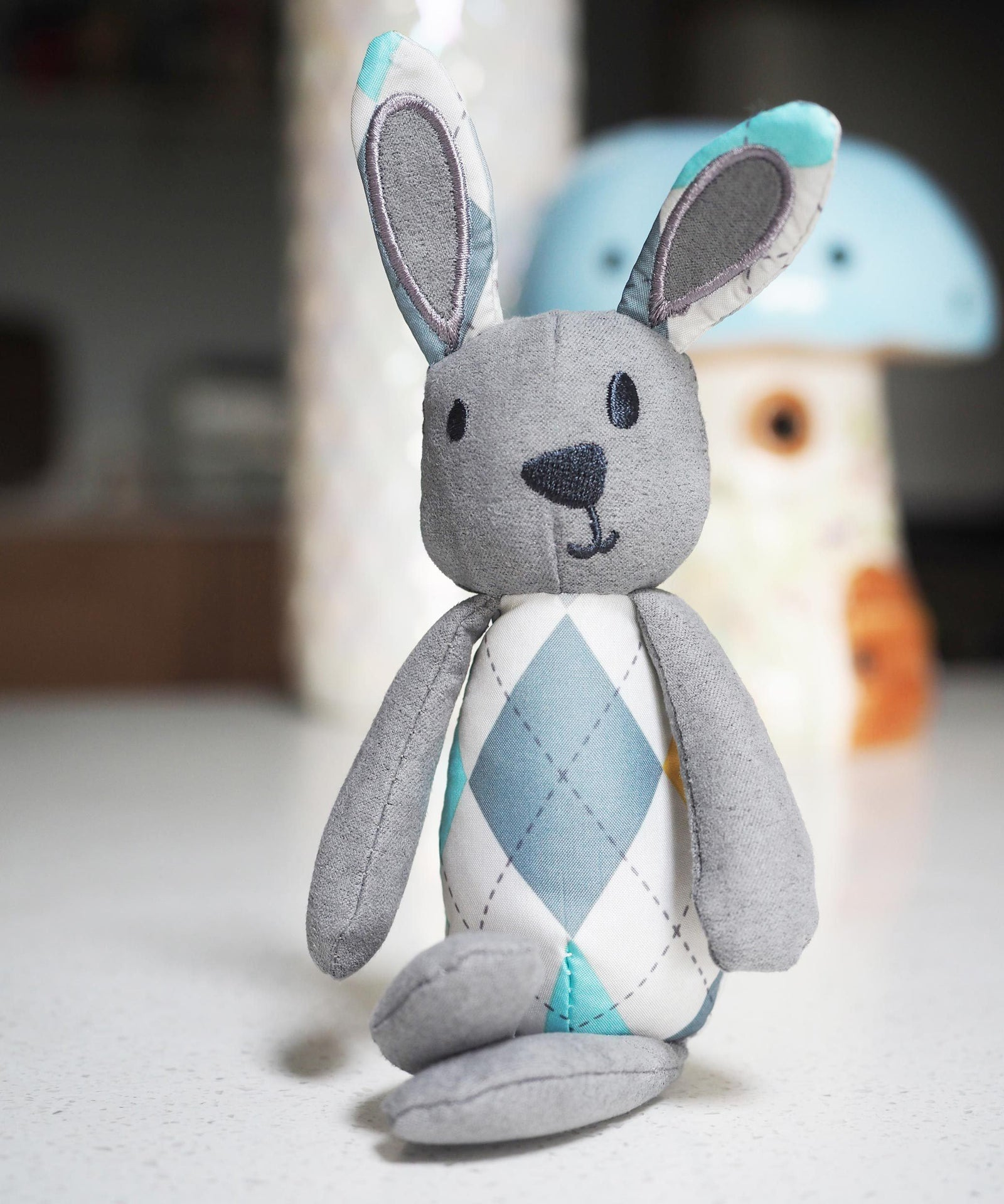 Baby Toys - Fitz Rabbit By Little Bird Told Me
