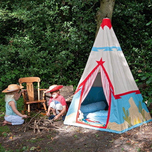 Playhouse & Wigwam & Tents - Cowboy Wigwam