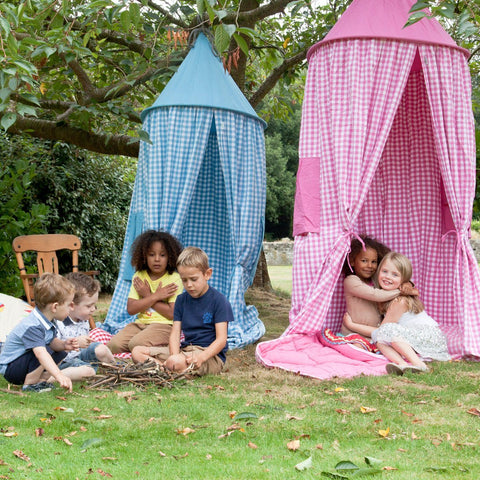 Playhouse & Wigwam & Tents - Hanging Tent (with 4 Colour Choices)