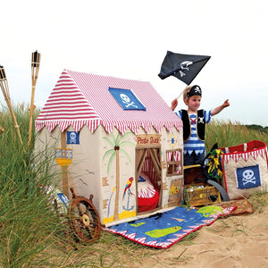 Playhouse & Wigwam & Tents - Pirate Shack Playhouse