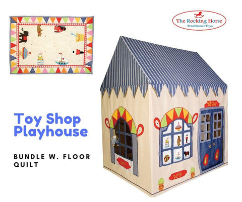 Playhouse & Wigwam & Tents - Toy Shop Playhouse