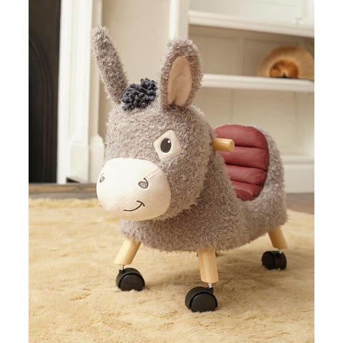 Ride On Toys - Bojangles The Ride On Donkey By Little Bird Told Me