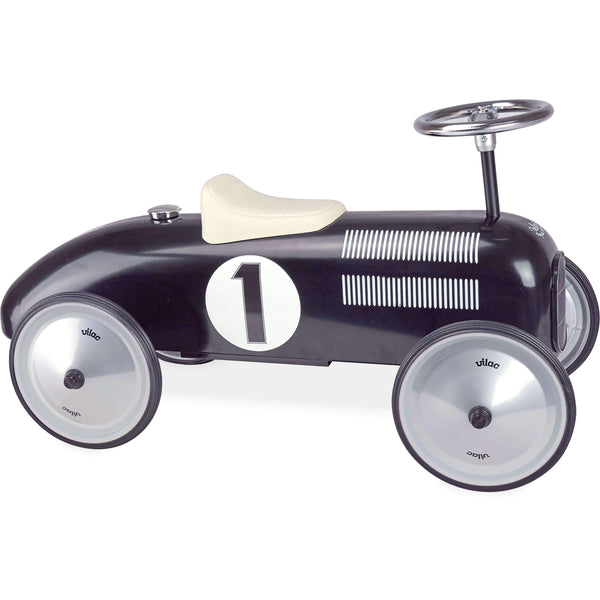 Ride On Toys - Classic Ride On Metal Car - Black
