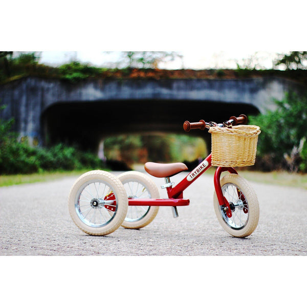 Ride On Toys - Trybike Steel 2 In 1 Trike And Balance Bike