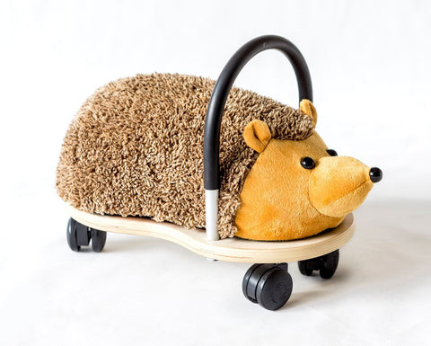 Ride On Toys - Wheelybug Ride On - Hedgehog Plush