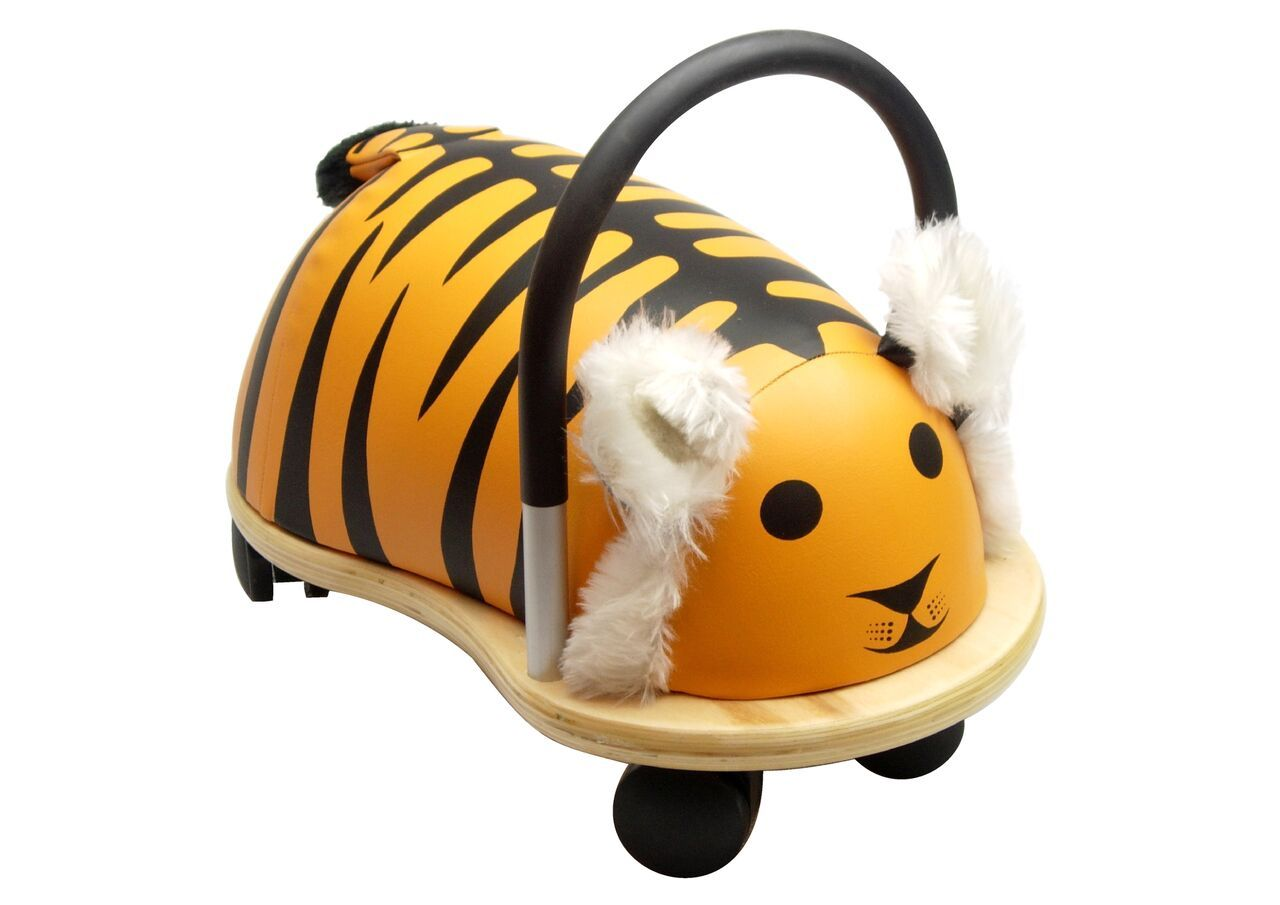 Ride On Toys - Wheelybug Ride On - Tiger