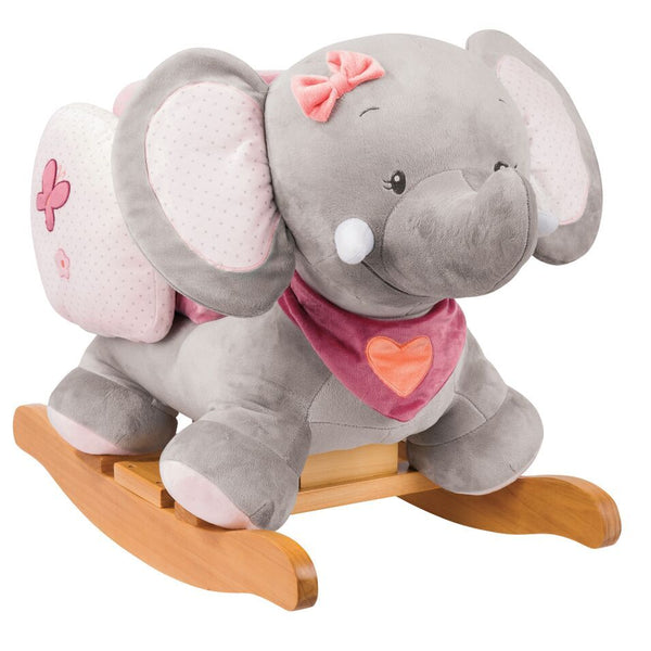 Rocking Animals - Nattou 'Adele The Elephant' Rocker