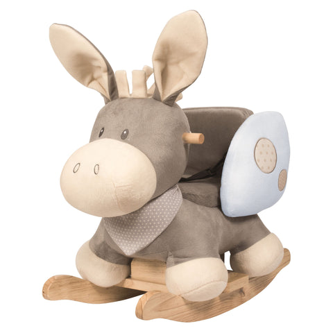 Rocking Animals - Nattou 'Cappuccino The Donkey' Rocker