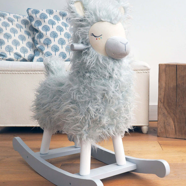 Rocking Animals - Rio The Rocking Llama (9m+) By Little Bird Told Me