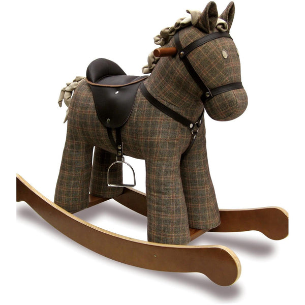 Rocking Horse - Jasper Rocking Horse (18m+) By Little Bird Told Me