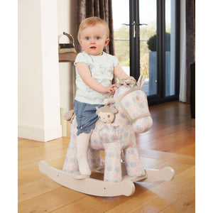 Rocking Horse - Rosie And Mae Rocking Horse (9m+) By Little Bird Told Me