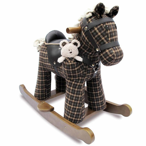 Rocking Horse - Rufus And Ted Rocking Horse (9m+) By Little Bird Told Me