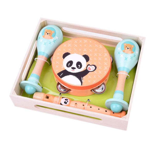 Studio Circus Band In Box - Panda