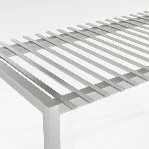 Aluminum Slat - 1 x 3 - Horizontal Over
