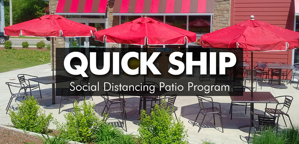 Hauser Quick Ship Social Distancing Program