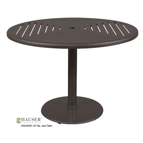 Tables Hauser Site Furniture