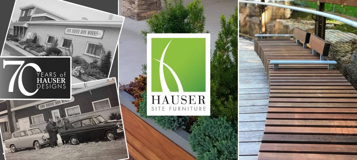 Hauser Site Furniture