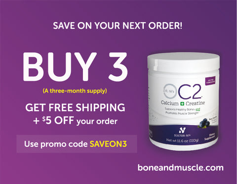 Dr. Ni's Creatine Coupon Code