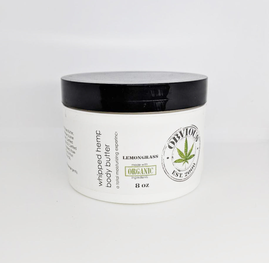 Hemp Whipped Body Butter