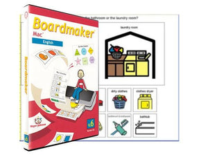 Boardmaker V6 for Mac - discontinued