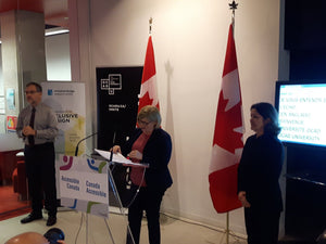 Bridges, IDRC at OCADU Awarded Federal Grant for Accessible Inclusive Coding