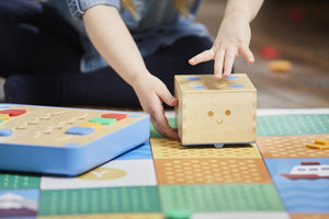 Cubetto Robot Kit Brings Coding to Students with Special Needs