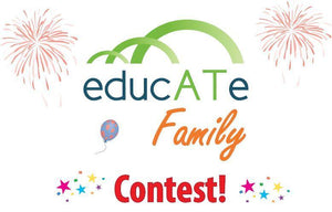 educATe Family Contest - Win an exclusive educATe Family  laptop bag from Bridges!
