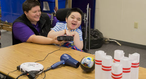 Adapted Toys and Accessing Play