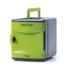 Tech Tub base, Chromebook storage, Bridges Canada