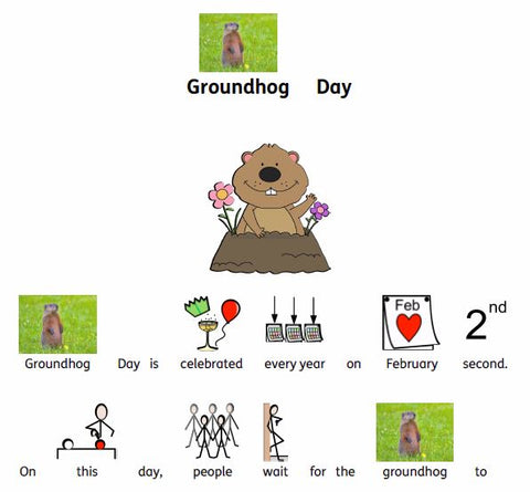 Groundhog Day Symbolized Article