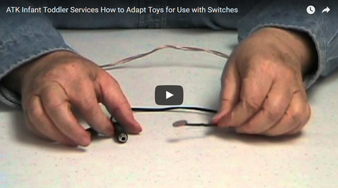 ATK how to adapt toys video from Assistive technology for Kansans
