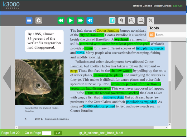 NEW: Extract highlights, Write and more in K3000+FIREFLY! – Bridges