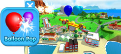 Balloon Pop acitvity