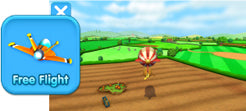 Free flight activity