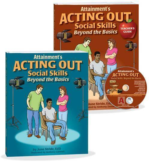 Acting Out Social Skills: Beyond the Basics - Bridges Canada