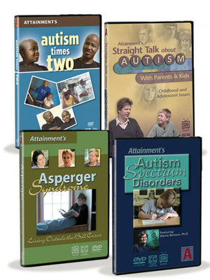 All About Autism DVD Series - Bridges Canada