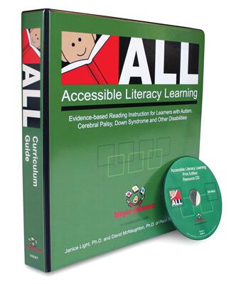ALL - Accessible Literacy Learning Print Edition - Bridges Canada