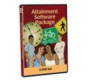Attainment Software Packages - 2 DVDs - Bridges Canada